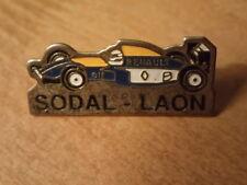 Vintage Hat/Lapel Pin/Pinback-ELF OIL/PETROLEUM-Williams/Renault-SODAL - LAON