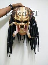 Predator Costume Mask Prop Latex Helmet Hand Made Cosplay Collectible Decor New