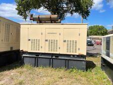 Generac 350 Kw Diesel Generator Sets With995 Hours 500 Gallon Tank