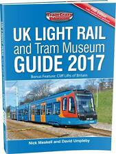 UK Light Rail and Tram Museum Guide 2017 (Fifth Edition) - BOOK