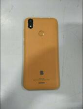 "BLU G6-5.7"" HD Display GSM Unlocked Smartphone, 64GB+3GB RAM -Brown Leather"
