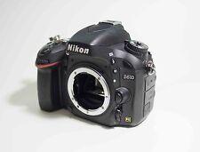 Nikon D D610 24.3MP Digital SLR Camera - Black (Body Only) Plus A Ton of Extras