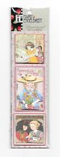 Mary Engelbreit Dimensional Stickers Pkg of 3 New FRIENDS 3-D New