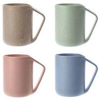 Break-Resistant Kreative Kaffee/Teebecher Tasse Weizenstroh Lebensmittelqua U8O1