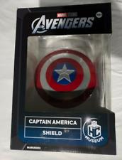 Marvel Captain America's Shield Replica  Marvel Movie Museum Collection New