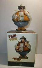 Dept 56 Flip Tops Cowboy Candy Nut Dish Mint In Box