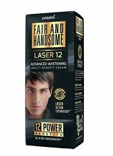 2X Fair and Handsome Laser 12 Advanced Whitening 30g Free Shipping