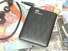 Western Digital My Passport 2TB External USB Drive WDBY8L0020BBK-01