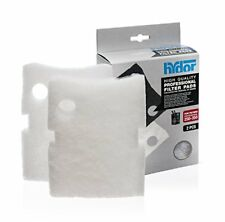 Hydor Professional External Canister Filter Media 2pk Medium White  Fits 250/350