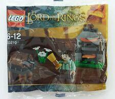 LEGO Il Signore degli Anelli Frodo Baggins con angolo cottura (30210)