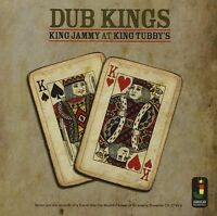 KING JAMMY AT KING TUBBY'S - DUB KINGS  CD NEU