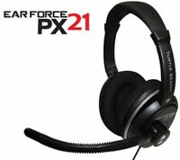Turtle Beach Ear Force PX21 Gaming Headset with In-Line Cable Only for MAC PC...