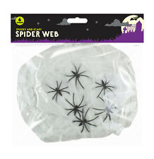 Halloween Spooky & Scary Spider Web Decoration Ideal for Halloween Parties
