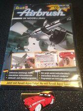 REVELL CD-ROM AIRBRUSH IM MODELBAU - DEUTSCH & NEDERLANDS INSTRUCTIEVIDEO'S