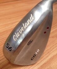 Cleveland CG10 56 Degree 2 Dot Sand Wedge True Temper Shaft & Perma Wrap Grip