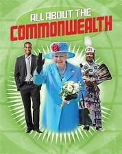 """""""VERY GOOD"""" Ganeri, Anita, All About the Commonwealth, Book"""