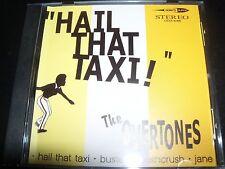 The Overtones Hail That Taxi (Nicky Bomba) Australian Mixes CD EP Single