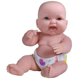 """JC Toys 14"""" Lots To Love Baby Doll With Movable Limbs"""