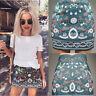 New Women's Girl Slim Stretch Bodycon Bandage Micro Mini Tight Skirt
