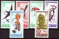 HUNGARY - 1966. Protection of Birds - MNH