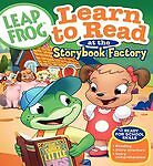 LeapFrog: Learn to Read at the Storybook Factory (DVD, 2005)250