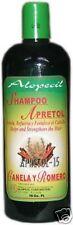 ALOPECIL SHAMPOO APRETOL-15 CINNAMON & ROSEMARY 16 OZ.
