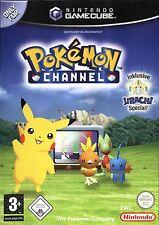 Pokemon Channel NGC GAME PAL *VGWC!* + Warranty