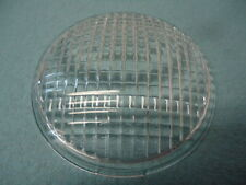 """5"""" Teardrop Headlight Lens Glass with """"Guide"""" Name For Tractor Lights"""
