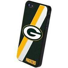 iPhone 5 Green Bay Packers NFL 3D Faceplate Protective Hard Case Cover New