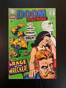 Doom Patrol 120, Classic DC Silver Age Series, VF-