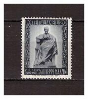 s21545) ITALIA 1949 MNH**Nuovi** Mazzini 1v