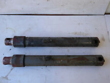 PAIR OF MILL LOADER RAMS 60CM 25MM HOLES CTP109 PRICE INC VAT