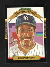 Dave Winfield--New York Yankees--1987 Donruss Diamond King Baseball Card