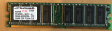 RAM SAMSUNG 256MB DDR PC3200 CL3 for MacPro G5 M368L3223ETM-CCC