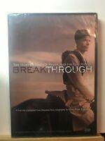New ~ Breakthrough (DVD, 2009) Story of James O. Frasier & The Lisu People (DVD)
