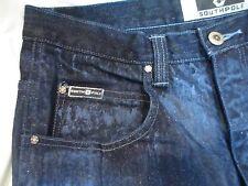 SOUTH POLE Glittery Painted 100% Cotton Denim Jeans Men's 34 X 32.5