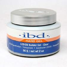 IBD LED/UV Builder Gel Clear - 2 oz (61178)