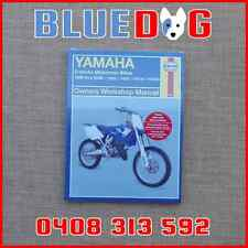 Yamaha YZ80 YZ85 YZ125 YZ250  Haynes Workshop Manual 972662