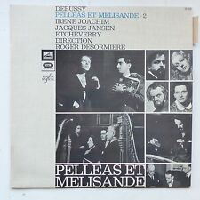DEBUSSY Pelleas et Melisande 2 I. JOACHIM J. JANSEN ETCHEVERRY DESORMIERE 35002