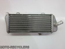 09 KTM250SXF  KTM 250SXF 250 SXF  XCF  LEFT RADIATOR NEW!!!