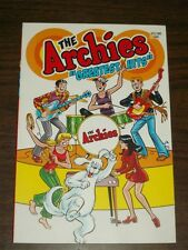 Archie's Greatest Hits Vol 1 Archie Comics (Paperback)< 9781879794375