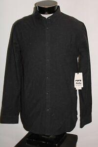 NEW NWT BILLABONG Mens Large L Button-up shirt Combine ship Discount