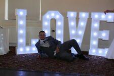 4FT Light up Love lights Mansfield Nottinghamshire