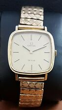 OMEGA DE VILLE cal.625 GP VINTAGE 70th RARE 17J SWISS WATCH.