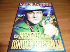 Mystery of the Hooded Horseman (DVD, Full Frame 2003) Tex Ritter Used