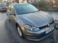 Volkswagen Golf S Blue Motion Tech TDI 1.6 Diesel 2013 5dr ONLY 56k