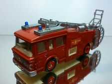DINKY TOYS ERF E.R.F. FIRE TENDER - FIRE SERVICE - 1:43? - VERY GOOD CONDITION