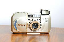 NIKON Lite*Touch Zoom 130ED AF    35mm film Camera  , 38-130mm Macro  ** EXC **