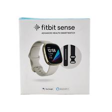 Fitbit Sense Advanced Health & Fitness Tracker Smartwatch Soft Gold FB512GLWT