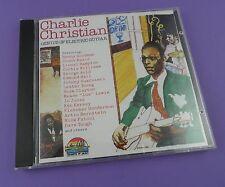 Charlie Christian - Genius Of Electric Guitar, Giants of Jazz  CD 1990